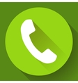Incoming Phone Call Icon vector image