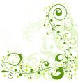 St Patrick's day border vector image vector image
