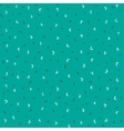 Dashed seamless pattern vector image vector image