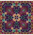 Tribal ethnic seamless pattern ornamental vector image