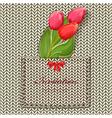tulip9 vector image vector image