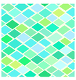 Rhombus abstract seamless pattern vector image vector image