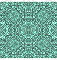 seamless pattern with bright green ornament Tile vector image