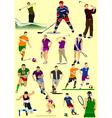 al 0319 sport vector image