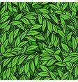Laurel seamless background vector image
