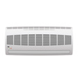 modern air conditioner vector image