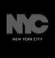 nyc 014 vector image