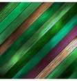 Colorful wooden pattern background vector image