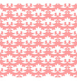 Abstract Floral Decorative Seamless Pattern vector image
