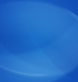 Abstract smooth blue light lines background vector image