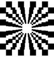 Black White Background vector image