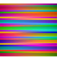Abstract rainbow Background with Lines and Stripes vector image