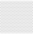 Abstract dotted white background vector image