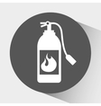 emergency icon design vector image