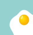 egg2 vector image