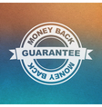 guarantee sign vector image