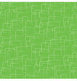seamless background White rectangles in a mess on vector image