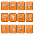 Horoscope icon sign vector image