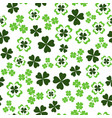 seamless pattern for saint vector image