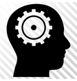 Intellect Icon vector image