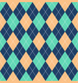 argyle pattern texture vector image