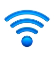 Wireless Network Symbol wifi icon vector image