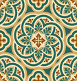 ornament byzantine seamless vector image vector image