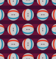 Abstract colored buttons vector image