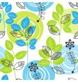 stylish seamless pattern vector image vector image