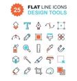 Design Tools vector image