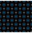Seamless christmas dark pattern vector image vector image