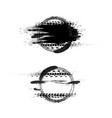 grunge stamp image vector image