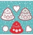 Super Sale special offer banner Market shop vector image