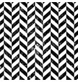 vintage seamless chevron pattern textured vector image