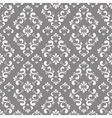 beautiful seamless pattern vector image