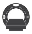 computer tomography icon vector image