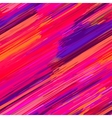 Abstract light multicolored striped vector image