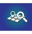 location mark vector image
