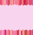 The Modern Vertical of Pink Lines Background vector image