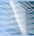 modern technology striped abstract background vector image