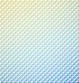 Color textured cube background vector image
