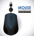 mouse icon design eps10 graphic vector image