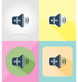 service flat icons 34 vector image