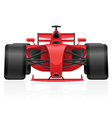 racing car 01 vector image