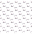 magic scroll pattern seamless vector image