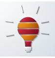 modern concept idea vector image vector image