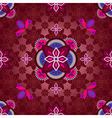 bright indian pattern vector image