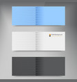 banners and line Color web design vector image