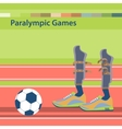 Summer Paralympic Games vector image