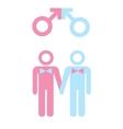 Gay 7 vector image
